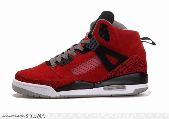 save off daf82 795b0 ... Nike Air Jordan Spizike Toro Bravo Gym Red Leather Mens… na ...