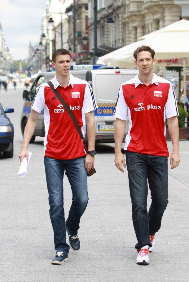 Mariusz Wlazły & Stefan Antiga...