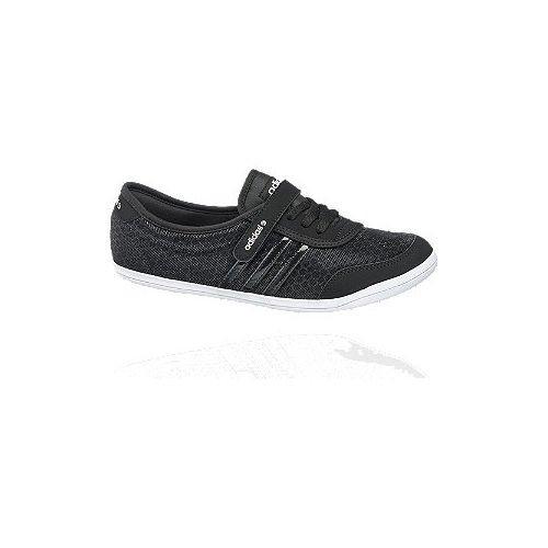 adidas neo czarne damskie