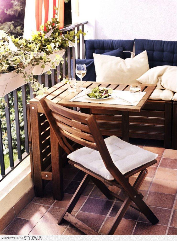 Откидная мебель для балкона..