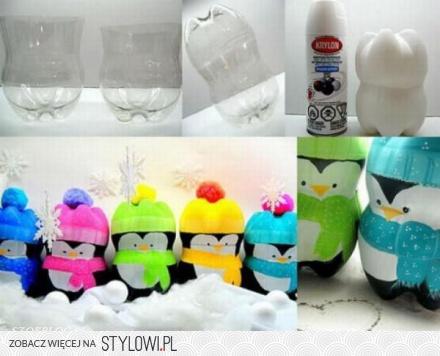R 243 żności Z Plastikowych Butelek Na Stylowi Pl