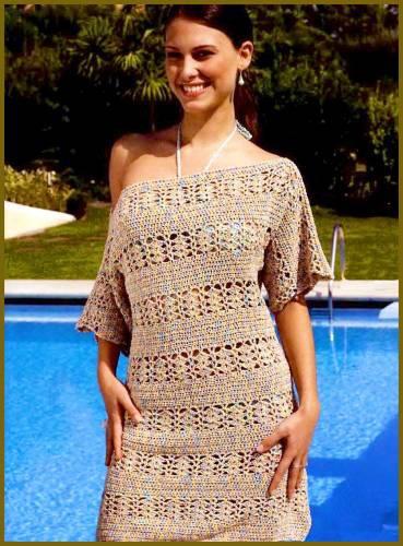 Летнее платье для начинающих сшить 509
