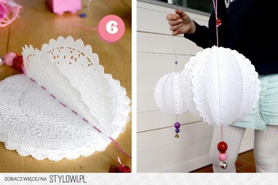 Zr b sama dekoracje urodzinowe opis na stronie na - Como hacer pompones para decorar fiestas ...