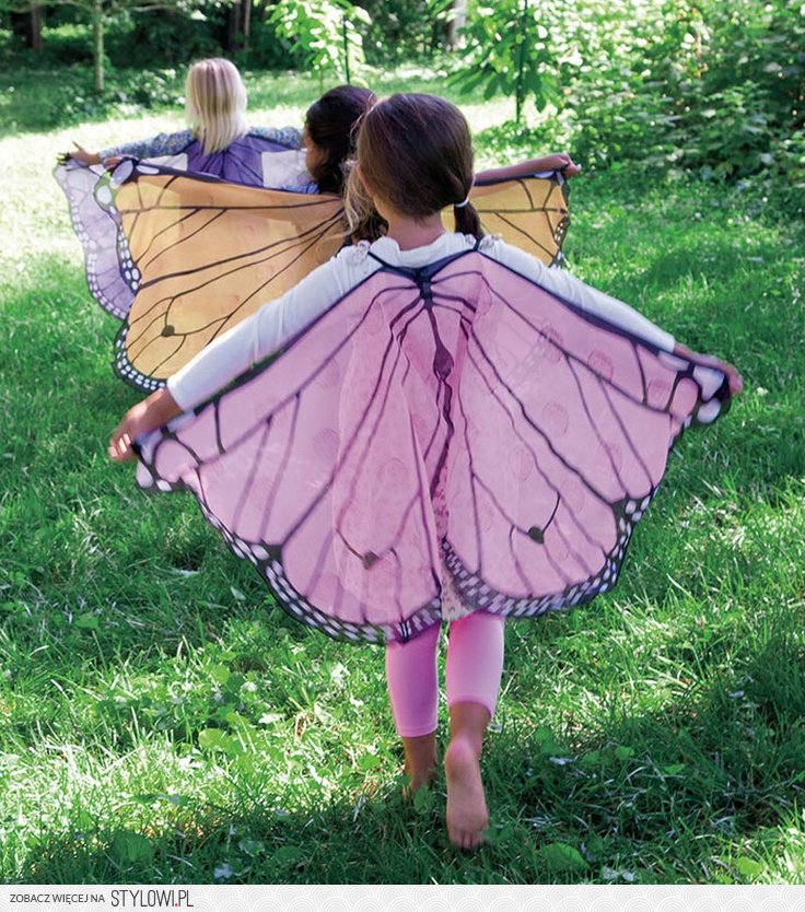 How to make butterfly costume wings - photo#4