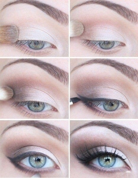 Natural Wedding Makeup Diy : Best Wedding Makeup ? Simple and Natural Smokey Eye Weddi ...