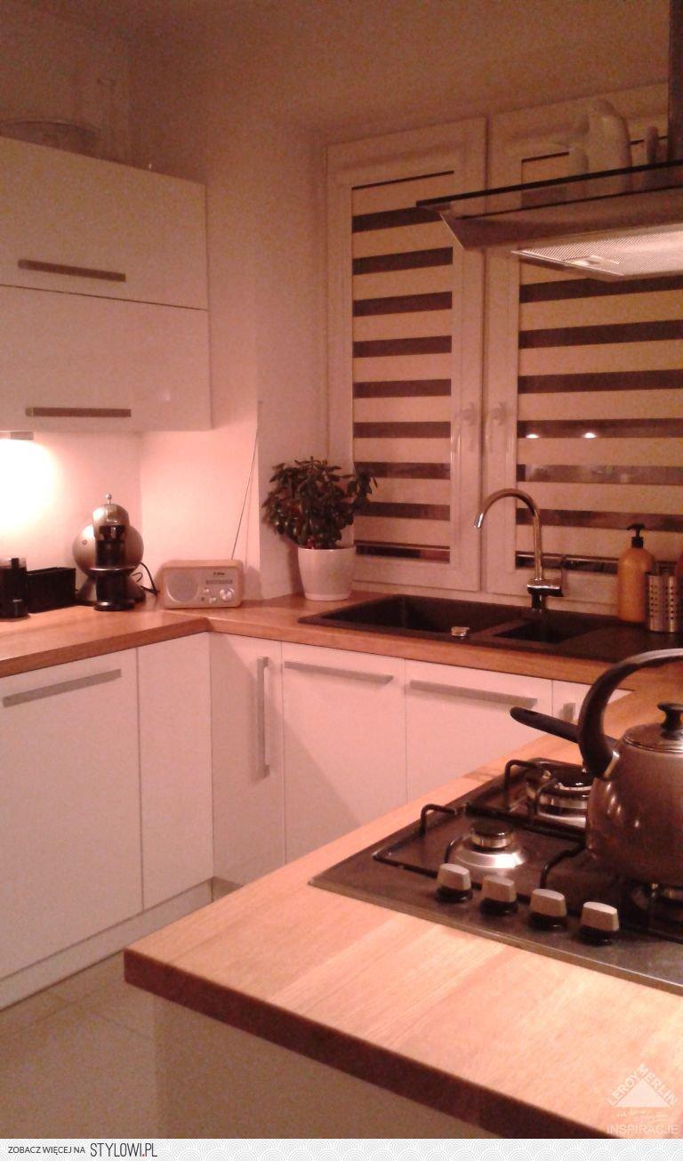 Kuchnia  Pokój dzienny  Wasze Wnętrza Leroy Merlin -> Wnetrza Leroy Merlin Kuchnia