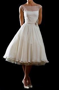 Suknie lubne w stylu lat 50 na for 50 s pin up wedding dresses