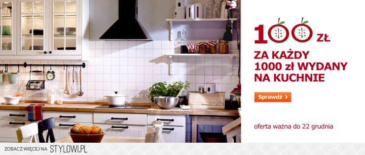 Ikea Meble I Akcesoria Do Kuchni Sypialni łazienki Na Stylowipl