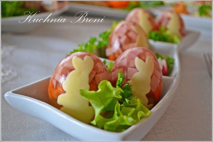 Galareta Wielkanocne Jajko Na Stylowipl