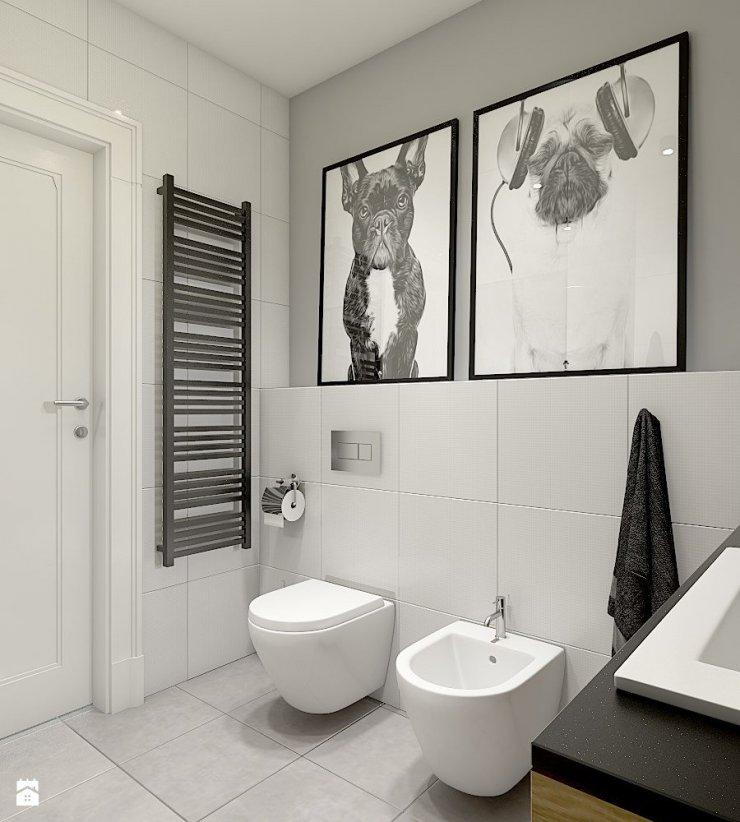 łazienka Styl Eklektyczny Zdjęcie Od Werdhome Na Stylowipl