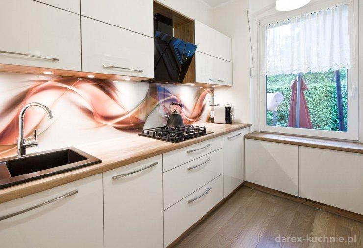 Kuchnia Blokowa Na Jednej ścianie Na Stylowipl