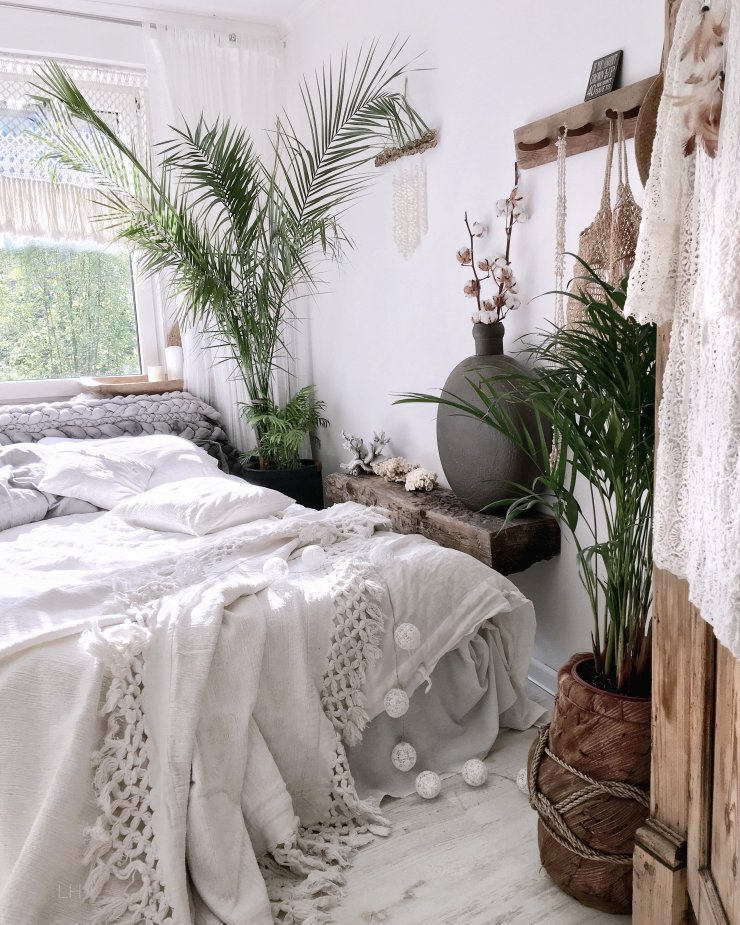 Sypialnia W Stylu Bohoboho Bedroomsee More On Instagr Na