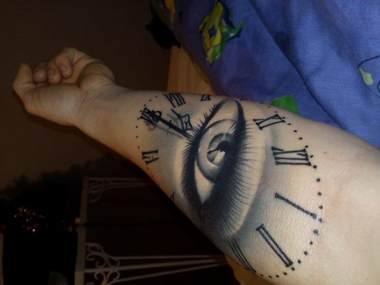 Oko Zegar Na Stylowipl