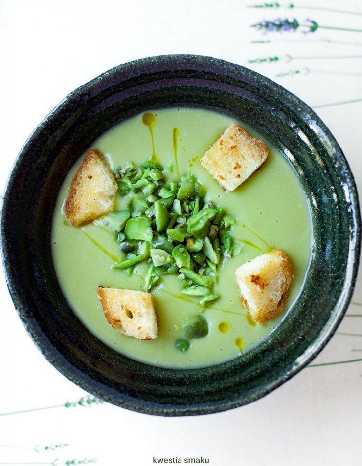 Zupa Bobowa Kwestia Smaku Na Stylowi Pl