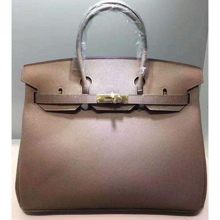 2ff07ef0a9dd1 Hermes Birkin Bag Epsom Leather Gold Hardware In Cherry na Stylowi.pl