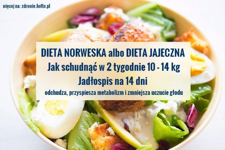 Dieta Norweska Albo Dieta Jajeczna Jak Schudnac W 2 Ty Na Stylowi Pl