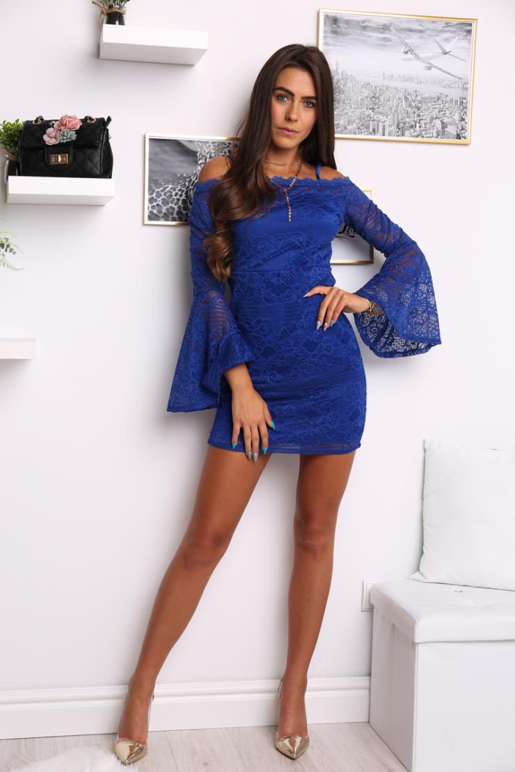 f0226b9079 Sukienka Vogue Szafir na Stylowi.pl