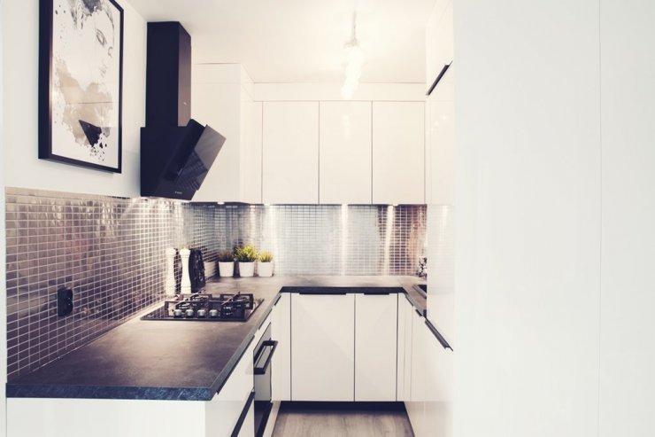 Mała Kuchnia W Bloku Aranżacje Kuchni Z Salonem I Jad Na Stylowipl