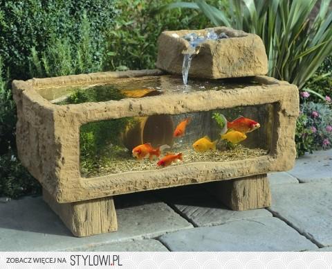 Akwarium Ogrodowe Na Stylowipl