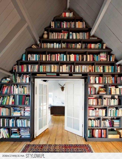 Nietypowe Półki Na Książki Na Stylowipl