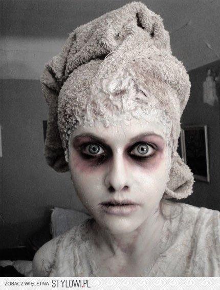 Makijaże Halloween Na Stylowipl