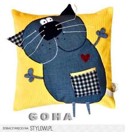Aplikacja Na Poduszce Kot Na Stylowipl