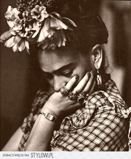 Frida Kahlo Na Stylowipl