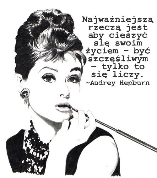Audrey Hepburn Na Stylowipl