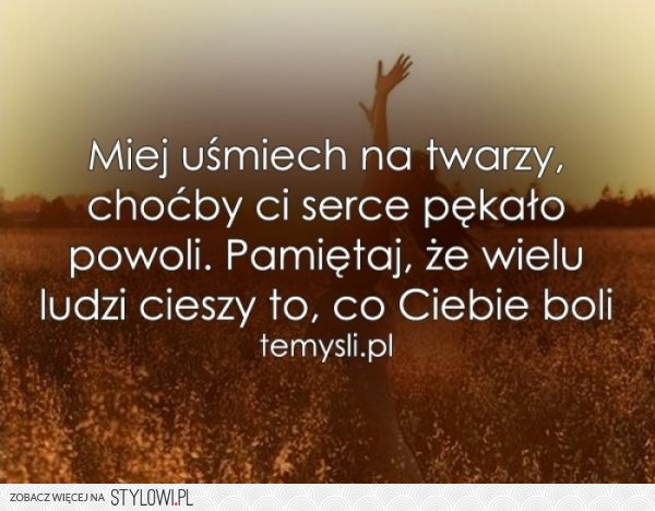 e79d4f4dafd1bf Temysli.pl - Inspirujące myśli, cytaty, demotywatory, t… na Stylowi.pl