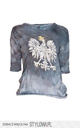 cd6a9b75c T-shirt z orłem-Robert Kupisz na Stylowi.pl