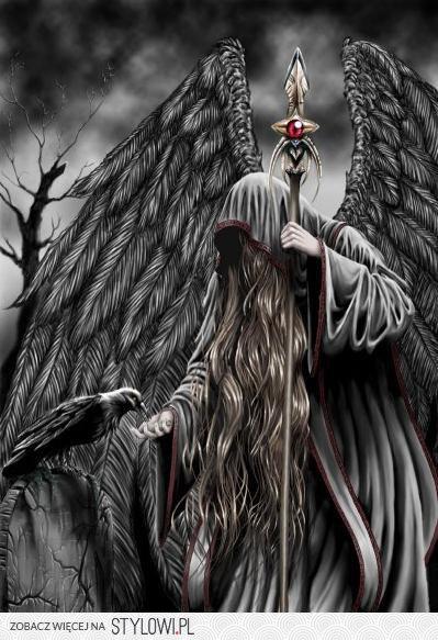Boris Vallejo Gothic Demon Tattoo Na Stylowipl