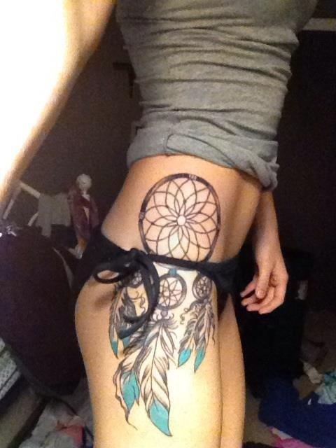 Tatuaż Motyw Indiański Na Stylowipl