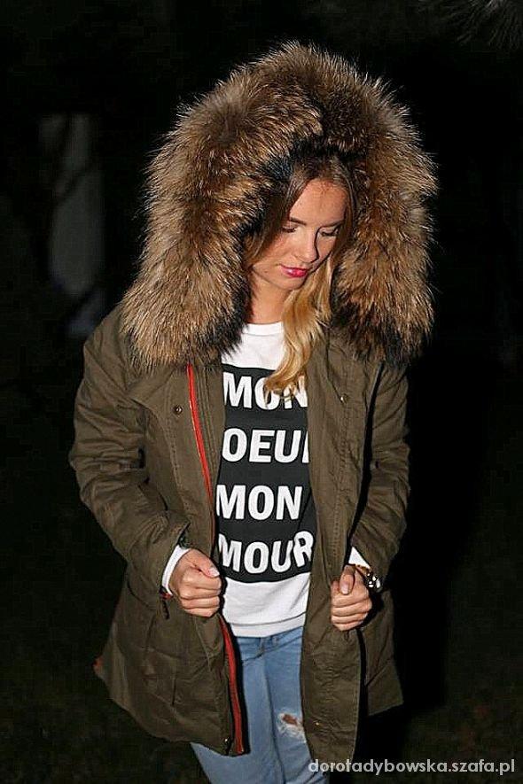 Moncler Fur damska