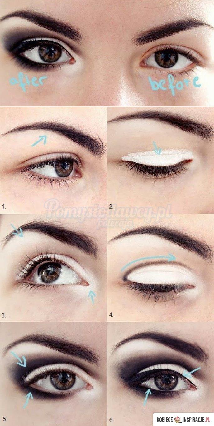 Prosty Makijaż Powiększający Oczy Na Stylowipl