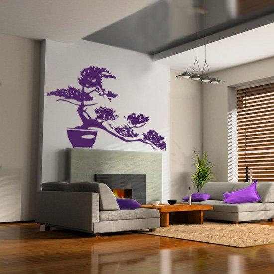 Ornament Drzewko Bonsai Urocza Dekoracja Pomieszczeni Na