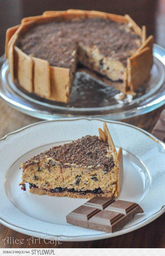 Czekoladowo Karmelowe Ciasto Gwiezdny Pyl Skladniki Na Stylowi Pl