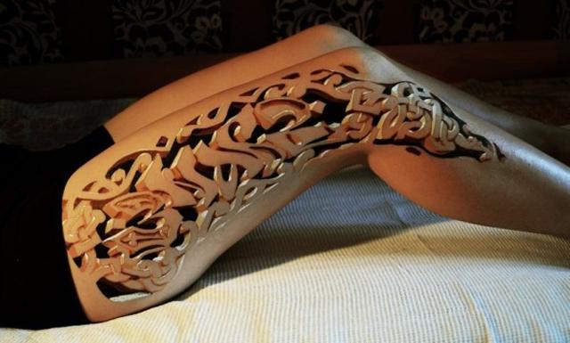 3d Tattoos Na Stylowipl