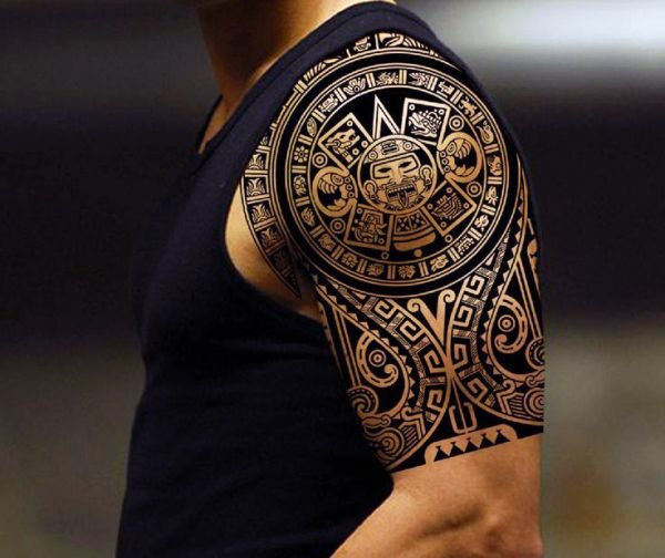 Tatuaże Męskie Na Ramie Image 3089290 By Tattooamazi Na