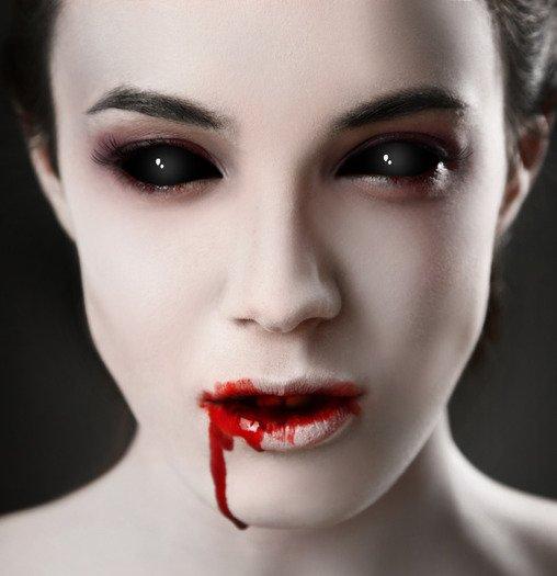 łatwy Makijaż Wampir Na Halloween Wizazpl Na Stylowipl