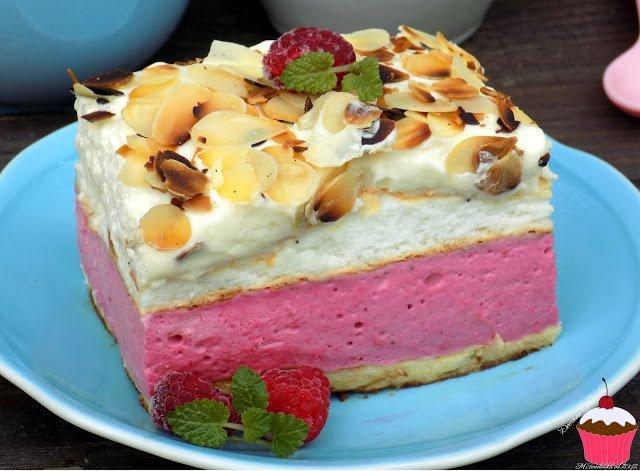 Domowa Cukierenka Domowa Kuchnia Ciasto Malinowy Ob Na Stylowi Pl