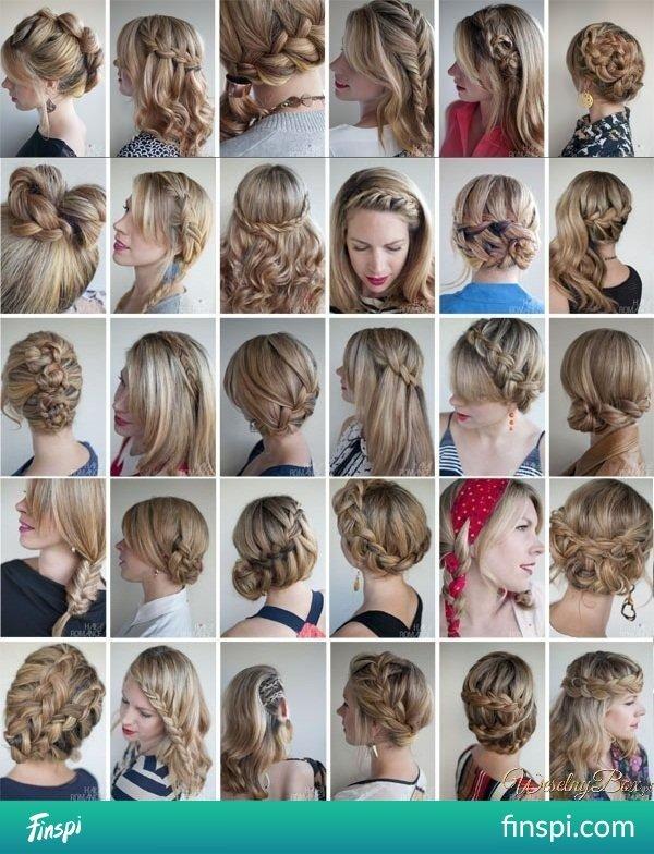 Oryginał plecione #uroda #fryzury #włosy na Stylowi.pl WF15
