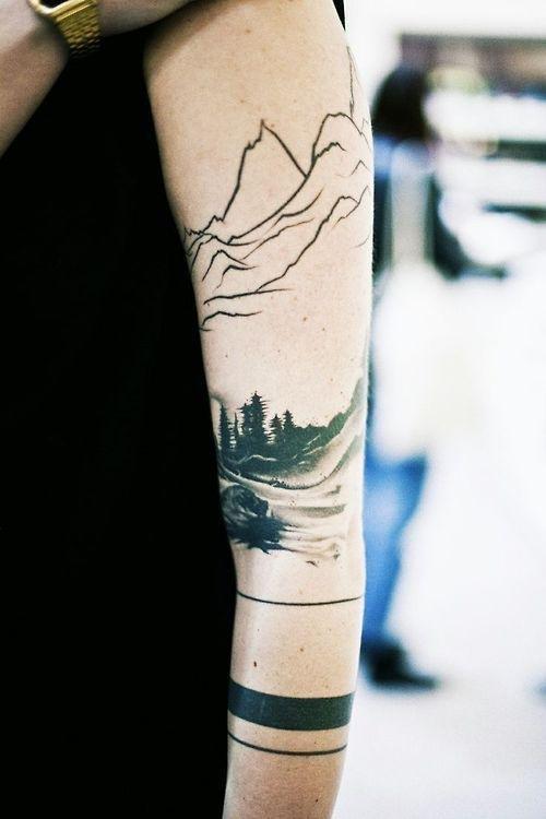 Nature Tatoo Kobiece Pomysły Na Tatuaż Inspirowany Na Na