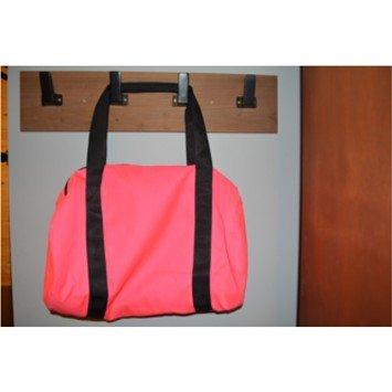 41407ba4b2636 Victoria Secret Różowy torba podróżna | Torby weekend… na Stylowi.pl