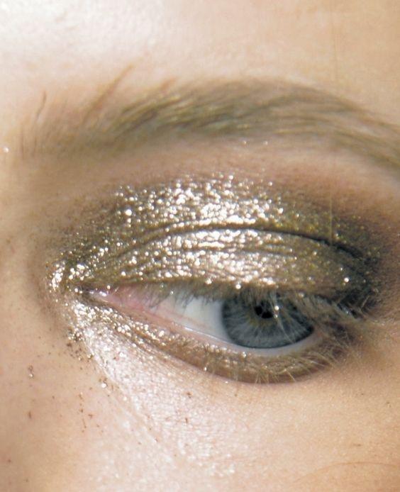 Wieczorowy Makijaż Z Brokatem Galeria Inspiracji Na Stylowipl