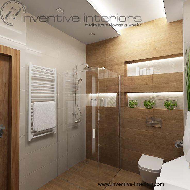 łazienka Beżowo Brązowa Na Stylowipl