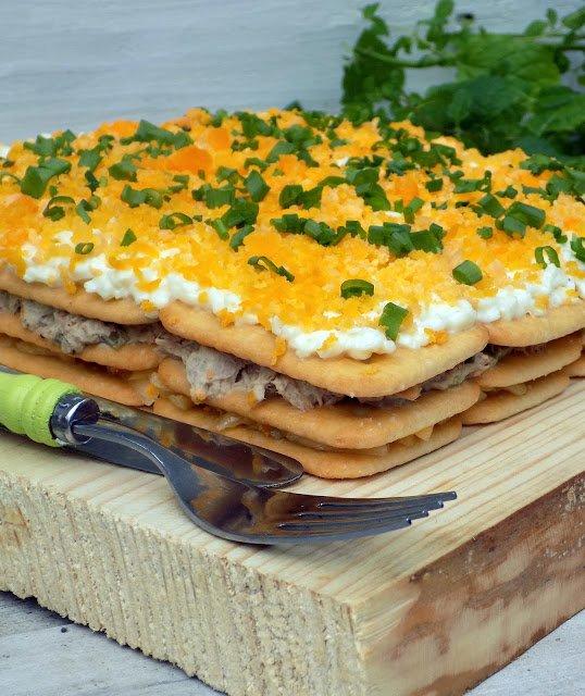 Domowa Cukierenka Domowa Kuchnia Salatka Jak Ciasto Na Stylowi Pl