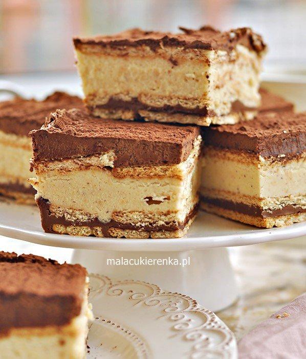 Ciasto Kinder Bueno Bez Pieczenia Przepis Mala Cuki Na Stylowi Pl