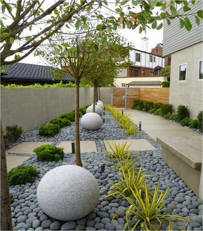 Ogród Przed Domem 16 Ciekawych Pomysłów Na Aranżację O Na Stylowipl