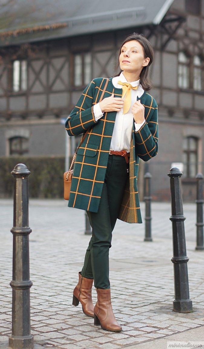 288fa751f6960f Z czym nosić butelkową zieleń - Minimalissmo. Blog modo… na Stylowi.pl