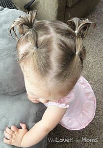 Fryzury Dla Małych Dziewczynek I Nie Tylko Na Stylowipl